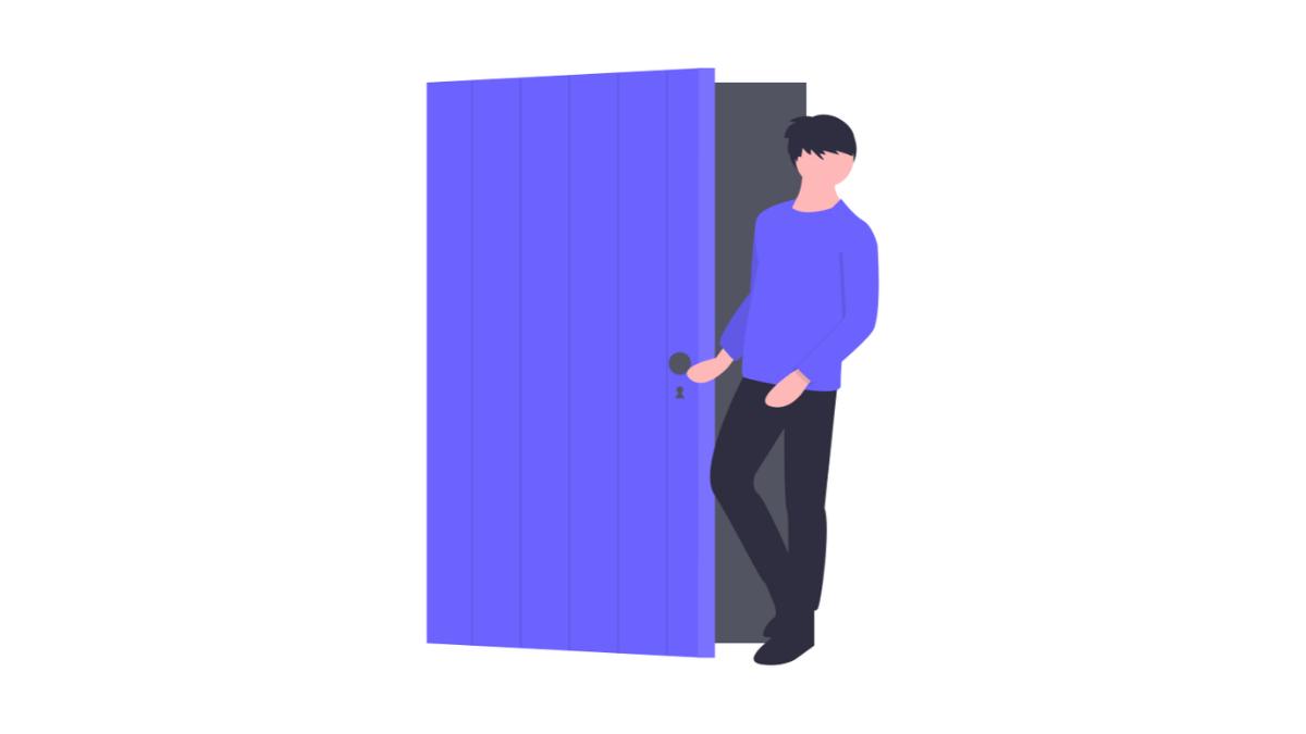 Two-way-door decision making